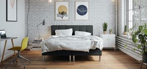 Jupiter regulerbar seng (Best til prisen)